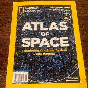 Atlas of Space 2020 - Nat Geo